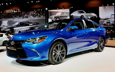 2017 Camry Special Edition Specs, Features and Specifications Review