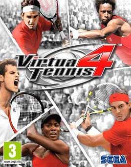 Descargar completo Virtua Tennis 4 PC Full Español Por Mega.