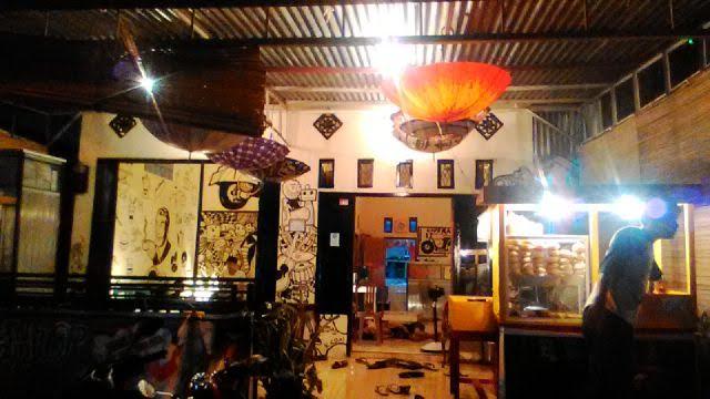 Kedai Remas, Tempat Kumpul Para Seniman