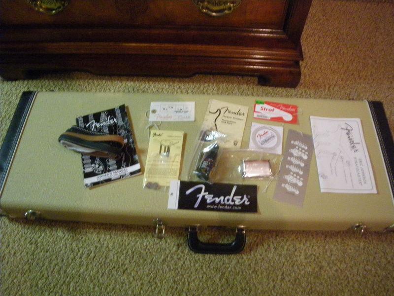 tuttle modified eric johnson strat stratocaster guitar. Black Bedroom Furniture Sets. Home Design Ideas
