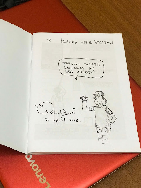 Jali Ohsem The Comic Ankel Jonni