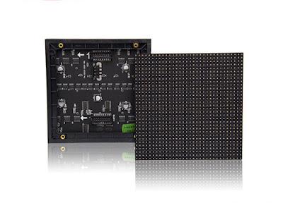 Thiết kế thi công màn hình led p2 module led tại Hà Tây