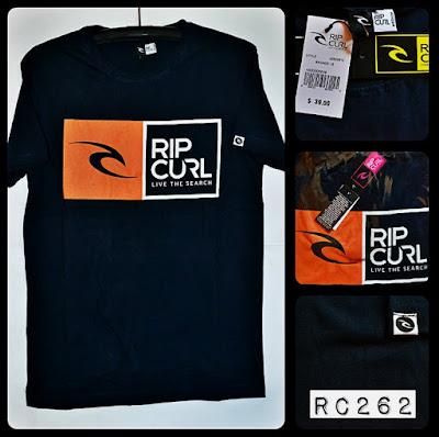 Kaos Surfing Skate RIPCURL Kode: RC262