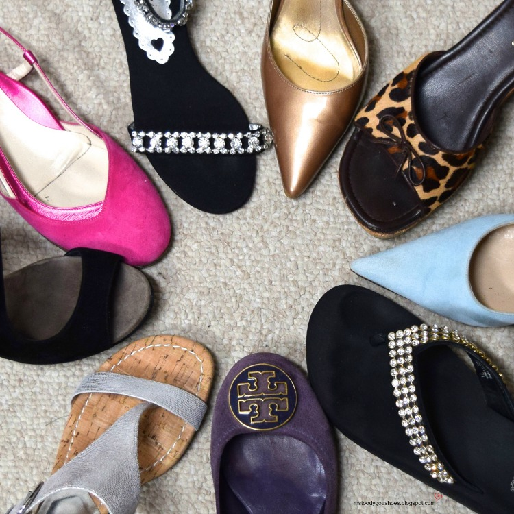 A Few Of My Favorite Things | Ms. Toody Goo Shoes