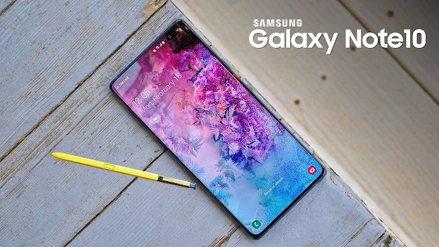 Samsung is evoking an unexpected change in design for the Galaxy Note 10