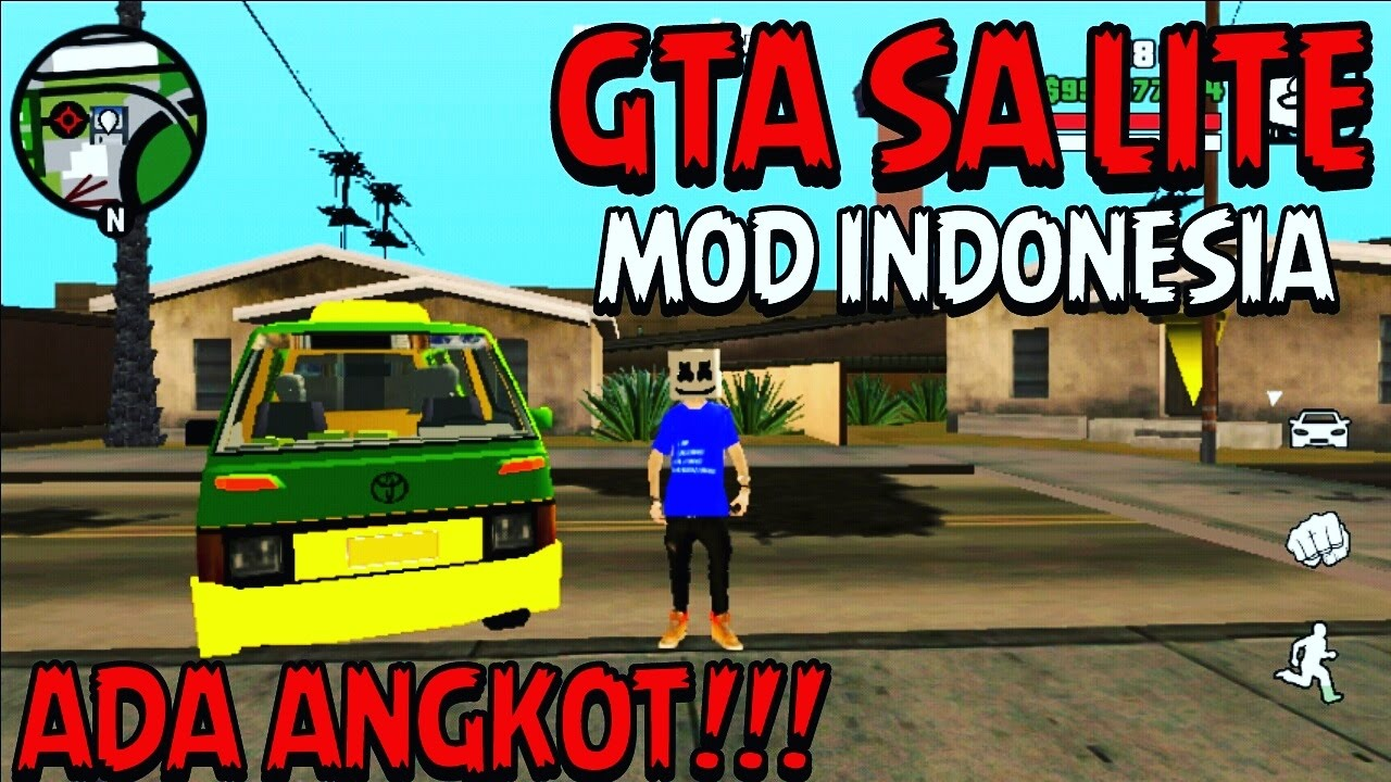 Download Apk Gta Sa Lite Mod Indonesia Android - iTechBlogs co