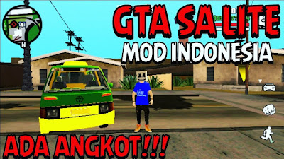 Gta san andreas indonesia apk   GTA San Andreas Indonesia APK Mod