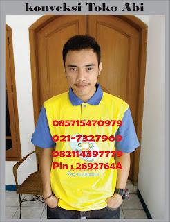 Konveksi Kaos Polo Daerah Tangerang