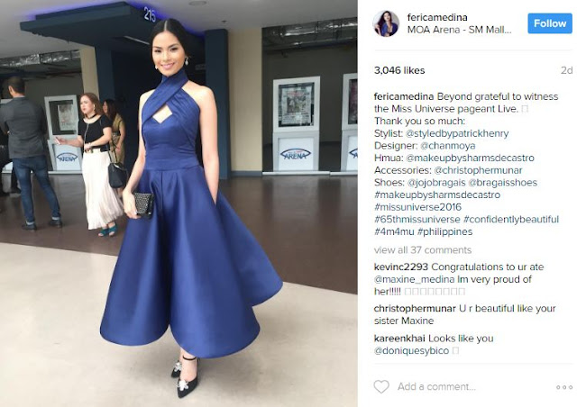 MUST READ! Maxine Medina's Younger Sister Open To Joining Binibining Pilipinas!