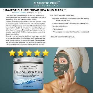 Dead Sea Mud Mask 5 Star
