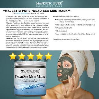 Dead Sea Mud Mask 5 Star