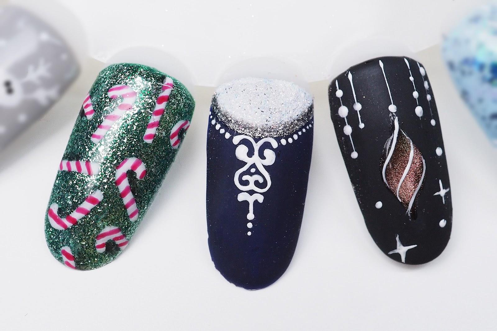jakie paznokcie na święta?