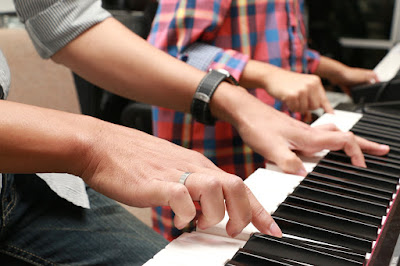 Học piano cơ bản cho người mới bắt đầu