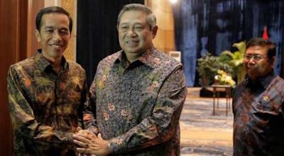 Jokowi Akan Temui SBY Pasca Pilkada