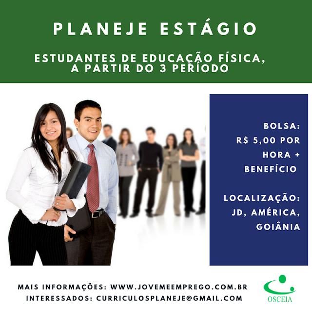 ESTÁGIO EDUCAÇÃO FÍSICA - JARDIM AMÉRICA