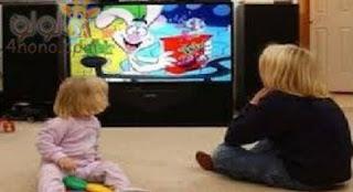 أضرار لا تعرفها من مشاهدة أفلام الكارتون على الأطفال