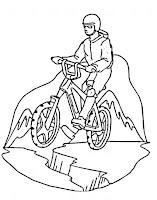 אופניים לצביעה