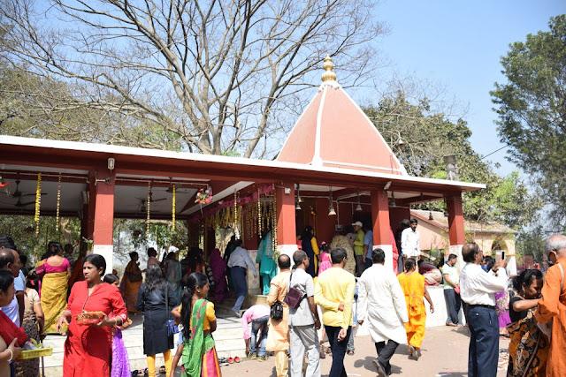 Kankalitala Temple @DoiBedouin