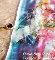 #Bentuk, #7 Contoh Karya Seni Rupa Terapan Nusantara