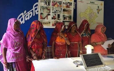 Solar, Power, Rajasthan, coca cola foundation, ngo, SARA