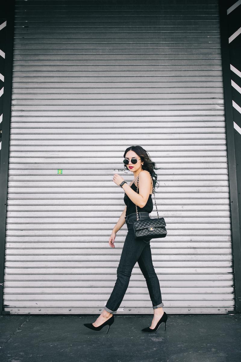 HIS & HER KLOZET: Denizen Jeans + Adriana Castro x Antonio