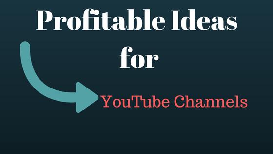 نيتش يوتيوب ، افكار مربحه لقنوات اليوتيوب ، قنوات اليوتيوب ، الربح من اليوتيوب