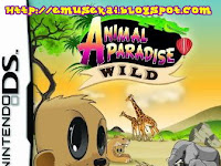 ROM Animal Paradise Wild (US) NDS