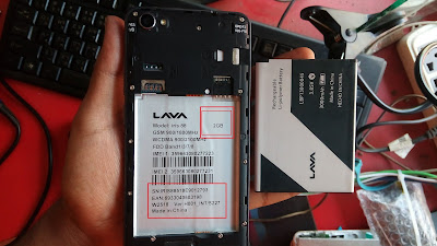 LAVA iris88 Firmware File 2GB S227 Lcd Fix Dead Recovery & Hang Logo Done