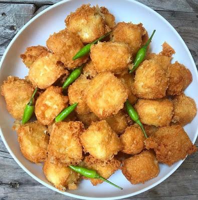 Resep Tahu Jeletot Isi Ayam Pedas