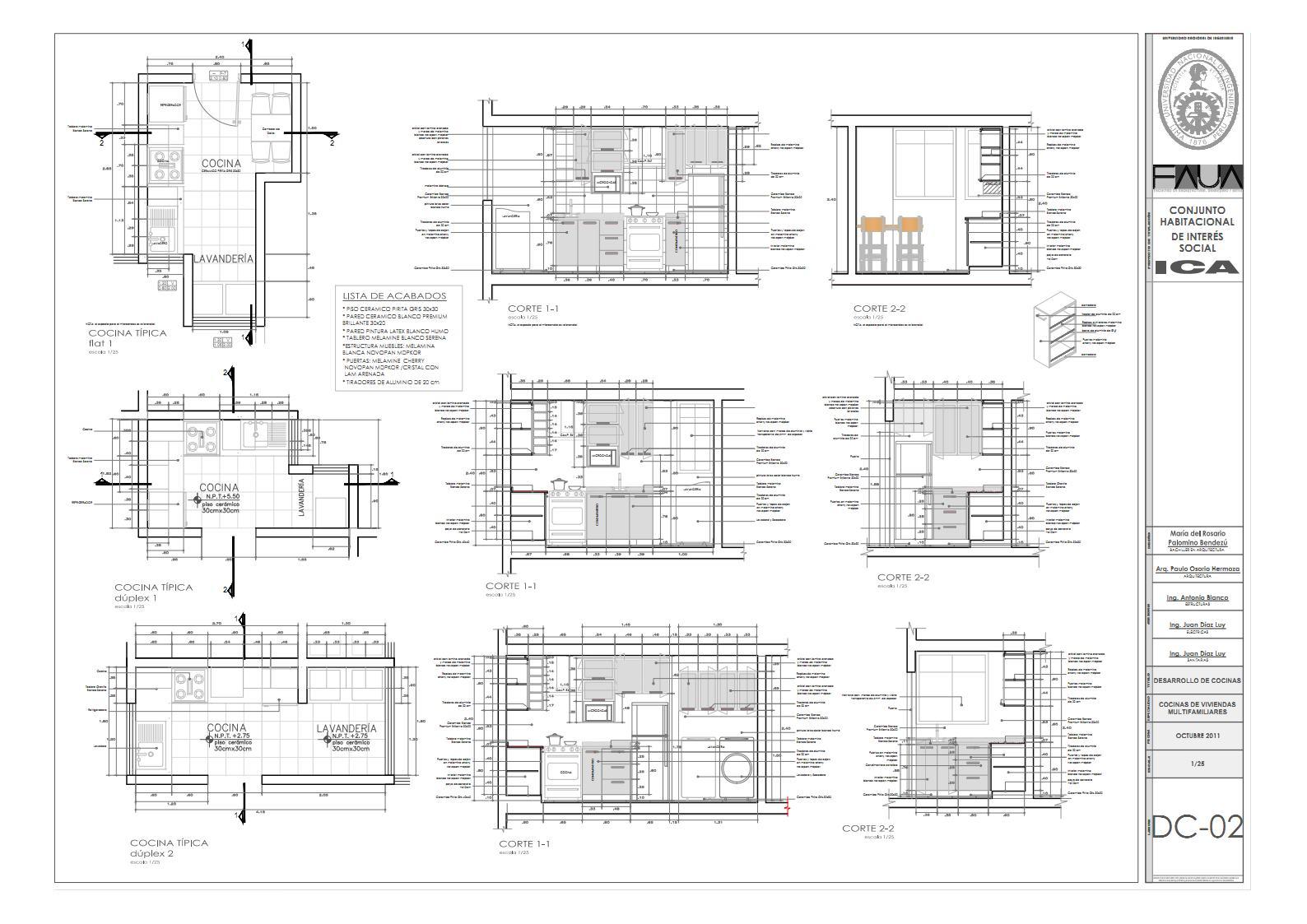 Conjunto habitacional de interés social en Ica: DC 1 - DC ...