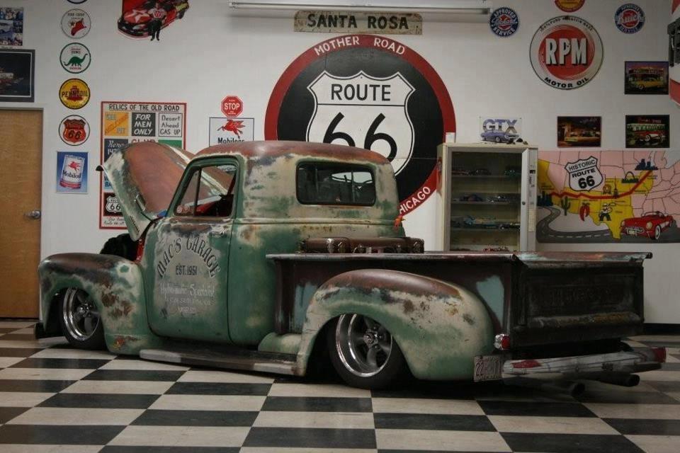 Pon Un Clásico En Tu Vida Pon Un Garage Vintage En Tu Vida