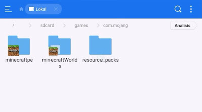 Tutorial Instal Minecraft PE Mod Naruto