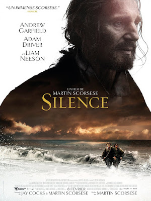 Silence Movie International Poster 2