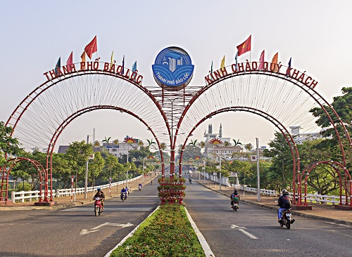 Thành phố Bảo Lộc, Lâm Đồng