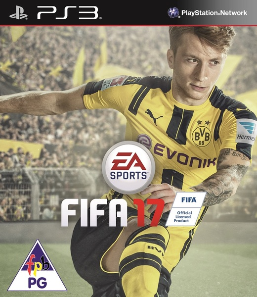 [PS3] FIFA 17 download