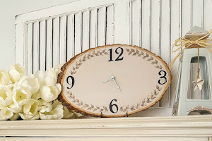 How to Make a Wood Slice Clock