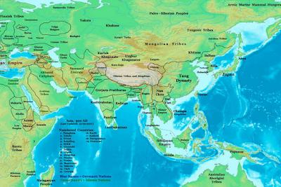 Letak Geografis Indonesia : Definisi, Pengaruh Serta Akibat