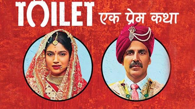 Toilet Ek Prem Katha 2017 Hindi Movie Full HDRip 720p