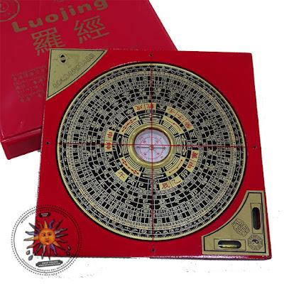 El blog de meiga celta art culos religiosos esot rica tarot br jula luo pang - Brujula feng shui ...