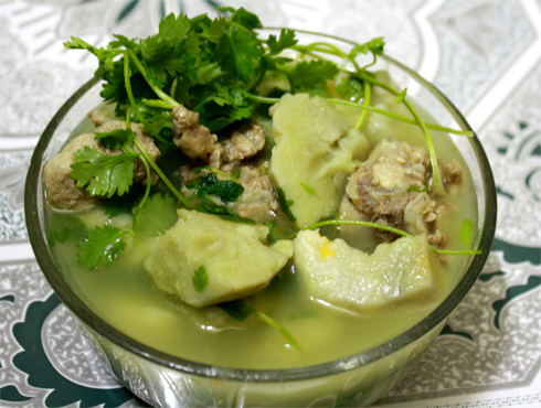 Fascinating dishes of the Moc Chau plateau 2