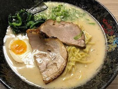神山拉麵台北店