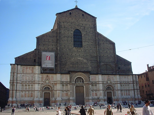 Catedral de Bolonha - blog ItaliAna