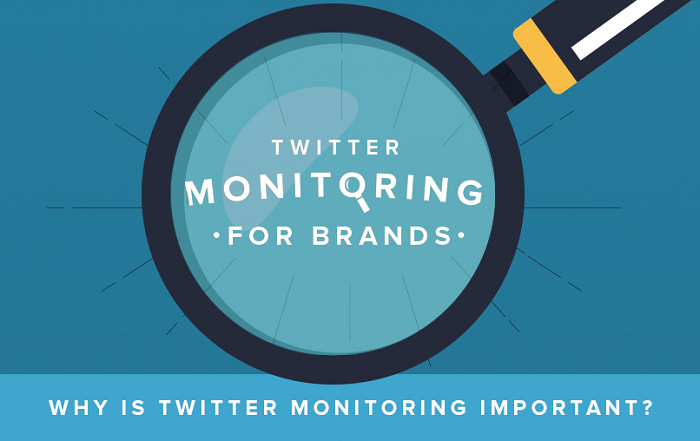 Why Is #Twitter Monitoring Important? - #infographic #socialmedia