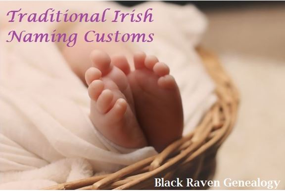 Irish Naming Patterns