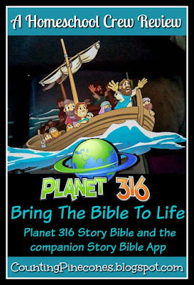 #hsreviews  #planet316 #planet316storybible #childsbible #bible