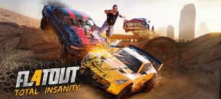 FlatOut 4 Total Insanity PC Free Download