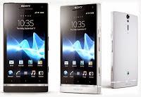 HP Sony Xperia S