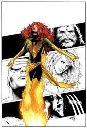 Truyện tranh X-Men Phoenix EndSong