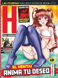 H para Hombres México – Mayo 2019