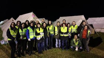 Η Εθελοντική Ομάδα Δράσης Ν. Πιερίας διερωτάται: Γιατί δεν έχει συμμετέχει ο Ερυθρός Σταυρός στην ιατροφαρμακευτική περίθαλψη των προσφύγων της Πιερίας;